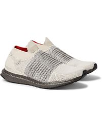 f183968d75e3c Lyst - adidas Originals Nmd Cs2 Primeknit Slip-on Sneakers in Blue ...