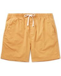 J.Crew - Stretch-cotton Drawstring Shorts - Lyst