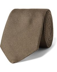 Lanvin - 7cm Silk-jacquard Tie - Lyst