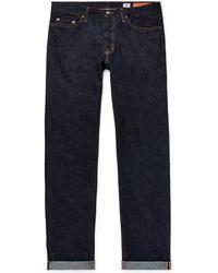 Jean Shop - Bowie Slim-fit Selvedge Denim Jeans - Lyst