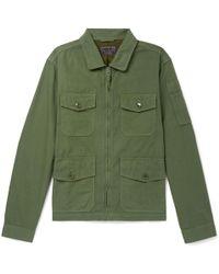 J.Crew - Cotton Field Jacket - Lyst