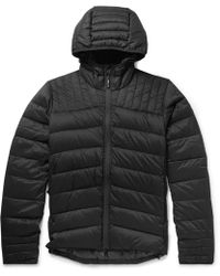 Canada Goose - Brookvale Slim-fit Quilted Shell Hooded Down Jacket - Lyst