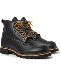 Red Wing - 2930 Ice Cutter Leather Boots - Lyst