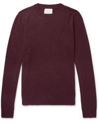 Derek Rose - Finley Cashmere Sweater - Lyst