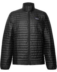 Patagonia - Quilted Shell Down Jacket - Lyst