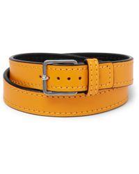 Maison Margiela - Leather Wrap Bracelet - Lyst