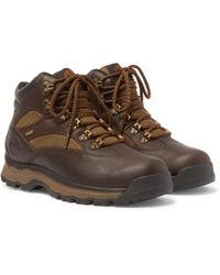 Timberland - Chocorua Trail 2 Leather And Gore-tex Hiking Boots - Lyst