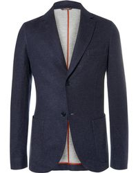 Loro Piana - Slim-fit Cashmere-blend Blazer - Lyst