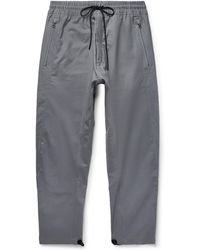 Nike - Lab Acg Variable Tapered Cotton-blend Drawstring Trousers - Lyst