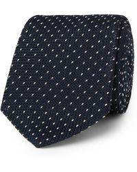 Paul Smith | 7cm Woven Silk Tie | Lyst