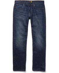 J.Crew | 770 Slim-fit Washed Denim Jeans | Lyst