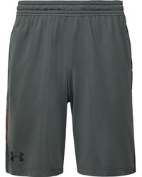 "Under Armour - Men's Raid Heatgear® 9"" Shorts - Lyst"