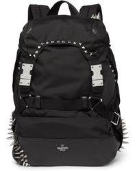 Valentino - Garavani Structured Backpack - Lyst