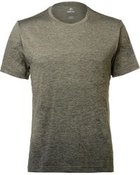 adidas Originals - Freelift Dégradé Climalite T-shirt - Lyst