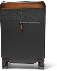 Berluti | Formula 1004 Full-grain Leather Carry-on Suitcase | Lyst