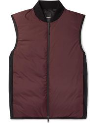 Theory - Treck Slim-fit Shell Down Gilet - Lyst