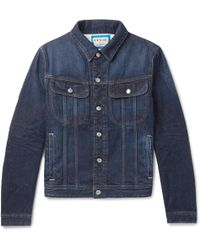 Acne Studios - Tent Denim Jacket - Lyst