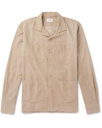 Hartford - Pueblo Cotton-corduroy Overshirt - Lyst