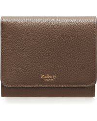 Mulberry - Small Continental French Purse - Lyst