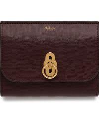 Mulberry - Amberley Medium Wallet - Lyst