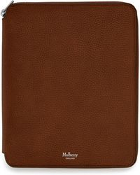 Mulberry - A5 Notebook Zip Around Cover - Lyst