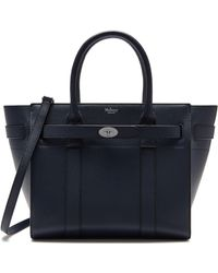 Mulberry - Small Zipped Bayswater - Lyst