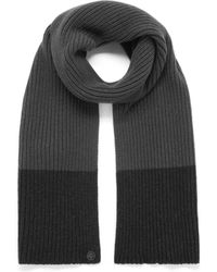 Mulberry - Knitted Scarf - Lyst