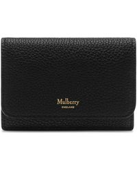 Mulberry - Continental Key Coin Pouch - Lyst