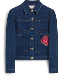 Mulberry - Millie Jacket - Lyst