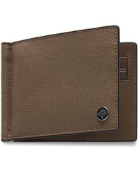 Mulberry - 6 Card Wallet Tree In Clay Cross Grain Leather - Lyst