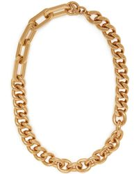 Mulberry - Chain Necklace - Lyst