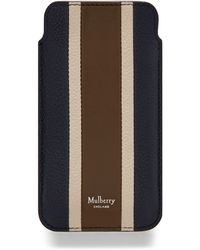 Mulberry - Iphone Cover & Card Slip - Lyst