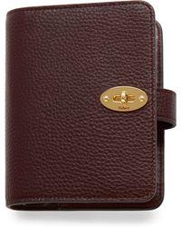 Mulberry - Postman's Lock Pocket Book - Lyst