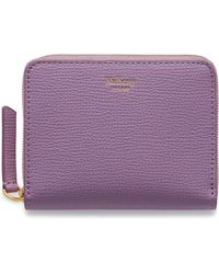 Mulberry | Small Zip Around Purse | Lyst