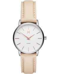 MVMT - Orion Stainless Steel Watch  - Lyst