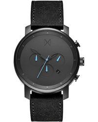 MVMT - Chrono Gunmetal Watch  - Lyst