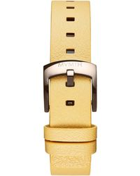 MVMT - Bloom - 16mm Yellow Leather - Lyst