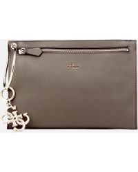 Guess - Digital Ring Clutch Bag - Lyst