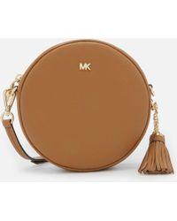 42620cf8a93a MICHAEL Michael Kors - Women s Medium Canteen Bag - Lyst