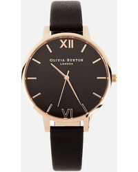 Olivia Burton - Burton Big Dial Watch - Lyst
