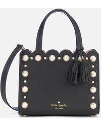Kate Spade Hayes Street Pearl Small Sam Bag
