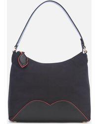 Lulu Guinness - Cupid's Bow Lucilla Medium Bag - Lyst