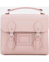 Cambridge Satchel Company - Barrel Backpack - Lyst