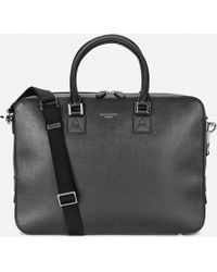 Aspinal - Men's Mount Street Small Briefcase - Lyst