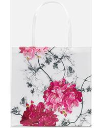 Ted Baker - Idiecon Babylon Large Icon Bag - Lyst