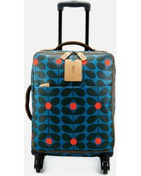 Orla Kiely - Sixties Stem Vinyl Travel Cabin Case - Lyst