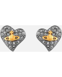 Vivienne Westwood - Jewellery Women's Mayfair Bas Relief Earrings - Lyst
