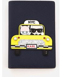Karl Lagerfeld - Nyc Passport Holder - Lyst