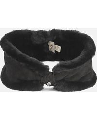 UGG - Classic Collection Carter Headband - Lyst