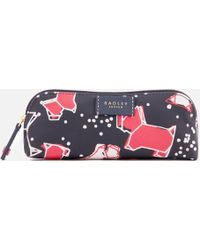 Radley - Speckle Dog Pencil Case - Lyst
